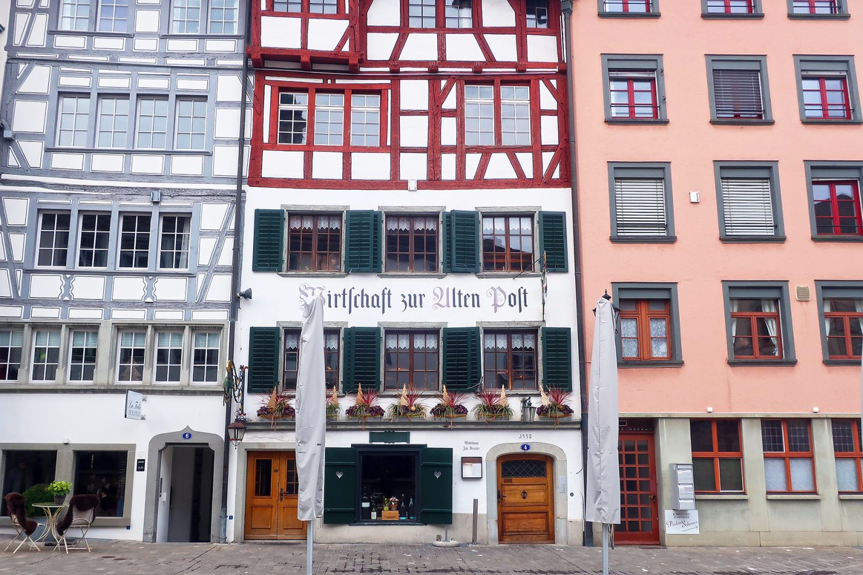 Highlights in St.Gallen