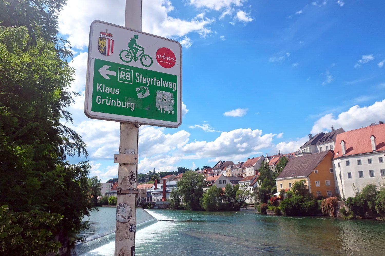 Steinbach-Grnburg - Wirtschaft Steyrtal