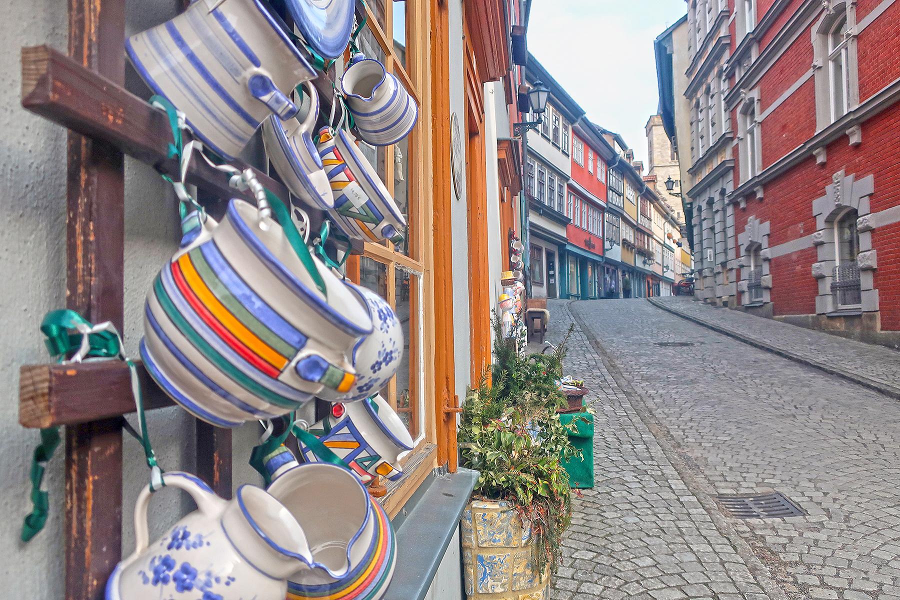 10 Fakten über die Krämerbrücke in Erfurt