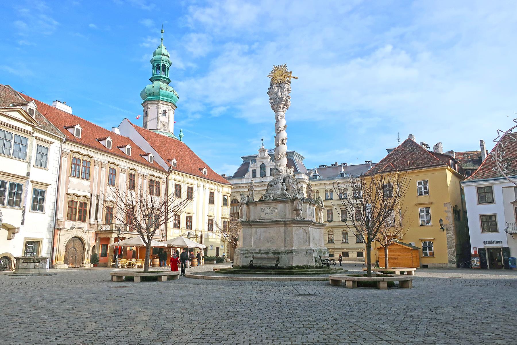 Grenzstadt Ungarn & Österreich: 7 Highlights in Sopron