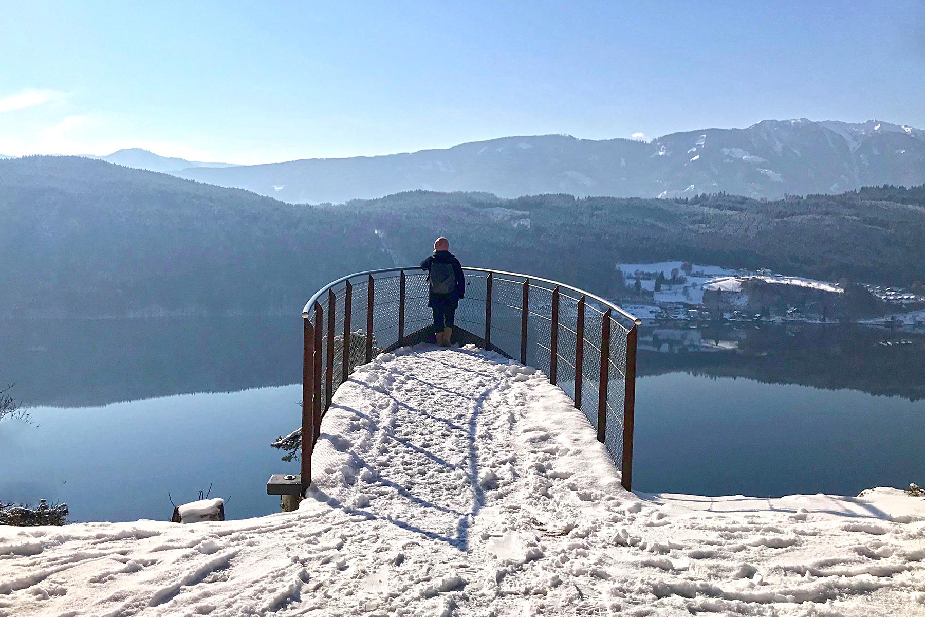 Tipps für einen Winterurlaub am Millstättersee
